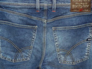 GAS JEANS Thema.JW02 Item.5 POCKETS Style No.351287 Material No.030879