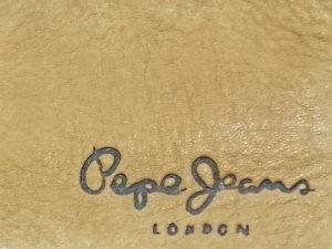 PEPE JEANS LONDON LADIES CRUNCHETTE