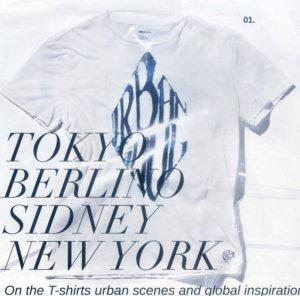 GAS T-SHIRTS 78785 T-shirt Scuba/S Urban 18 2032 Jersey As Dye 0001 White