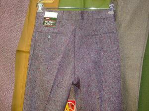 LEVI'S STA-PREST BRAND SLACKS LOT 640-7683