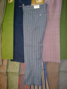 MR DEE CEE LOT 4-1154/050 70%DACRON POLYESTER 30%WORSTED WOOL