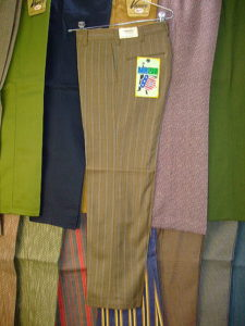 MR DEE CEE LOT 4-1154/290 70%DACRON POLYESTER 30%WORSTED WOOL