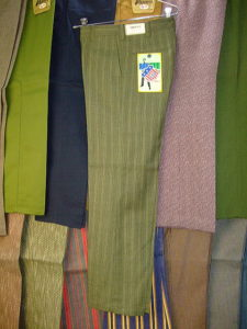 MR DEE CEE LOT 4-1154/390 70%DACRON POLYESTER 30%WORSTED WOOL