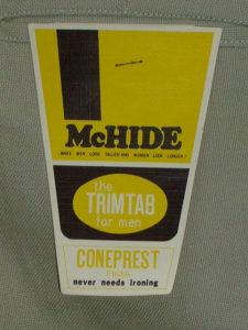 McHIDE LOT 003