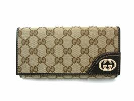 GUCCI 181595 BEIGE/BROWN