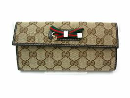 GUCCI 167464 BEIGE/BROWN