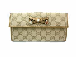 GUCCI 167464 BEIGE/GOLD