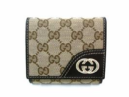GUCCI 181597 BEIGE/BROWN